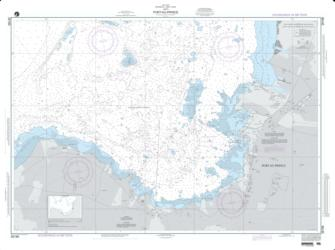 Port-Au-Prince (NGA-26186-17) by National Geospatial-Intelligence Agency