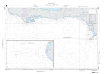 Navassa Island To Cabo Beata (NGA-26210-3) by National Geospatial-Intelligence Agency