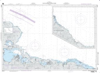 Punta Silencio To Bahia De Sama (NGA-26244-3) by National Geospatial-Intelligence Agency