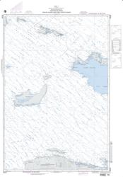 Passages Between Acklins Islands, Haiti (NGA-26260-5) by National Geospatial-Intelligence Agency