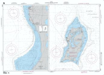 Cockburn Town Nautical Chart (26281) by National Geospatial-Intelligence Agency