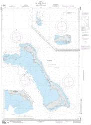 Cat Island, Rum Cay And Conception Island; Panel A: Cat Island (NGA-26284-3) by National Geospatial-Intelligence Agency