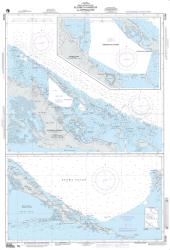 Elizabeth Harbour And Approaches (NGA-26286-2) by National Geospatial-Intelligence Agency