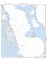 Tongue Of The Ocean - Southern Part (NGA-26295-1) by National Geospatial-Intelligence Agency