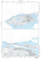 Nassau And Approaches (NGA-26309-27) by National Geospatial-Intelligence Agency