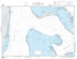 North Port Strait Of Florida And New Providence (NGA-26320-5) by National Geospatial-Intelligence Agency