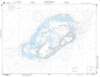 Bermuda Islands (NGA-26341-79) by National Geospatial-Intelligence Agency