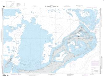 The Narrows To Grassy Bay (NGA-26342-19) by National Geospatial-Intelligence Agency
