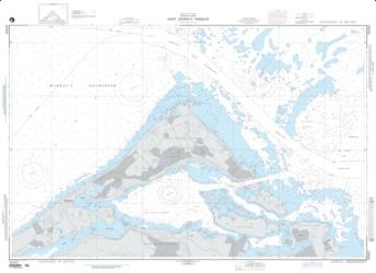 Saint Georges Harbour (NGA-26343-17) by National Geospatial-Intelligence Agency