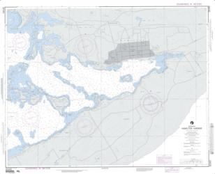 Hamilton Harbor (NGA-26345-6) by National Geospatial-Intelligence Agency