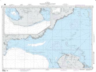 Cabo Frances To Punta Las Cayamas (NGA-27141-5) by National Geospatial-Intelligence Agency