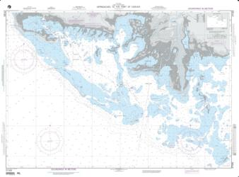 Approaches To The Port Of Casilda Nautical Chart (27183) by National Geospatial-Intelligence Agency