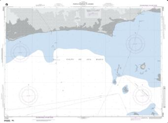 Punta Charchas To Jucaro (NGA-27202-6) by National Geospatial-Intelligence Agency