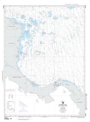 Caribbean Sea - Southwest Part Nautical Chart (28006) by National Geospatial-Intelligence Agency