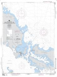Canal De Bocas Del Toro (NGA-28052-2) by National Geospatial-Intelligence Agency