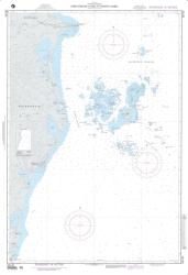 Cabo Gracias A Dios To Puerto Isabel (NGA-28130-1) by National Geospatial-Intelligence Agency