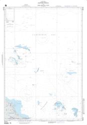 Northern Reaches To Cabo Gracias A Dios (NGA-28140-1) by National Geospatial-Intelligence Agency
