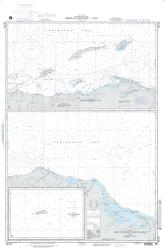 Cabo Farallones To Tela; Plan A (NGA-28150-3) by National Geospatial-Intelligence Agency