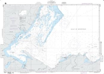 Tela To Pelican Cays (NGA-28162-29) by National Geospatial-Intelligence Agency