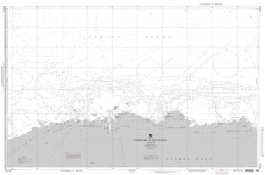 Porpoise Bay To West Ice Shelf (NGA-29018-4) by National Geospatial-Intelligence Agency