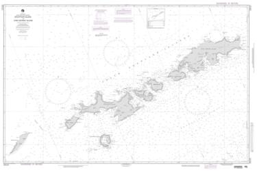 Deception Island To King George Island (NGA-29101-6) by National Geospatial-Intelligence Agency