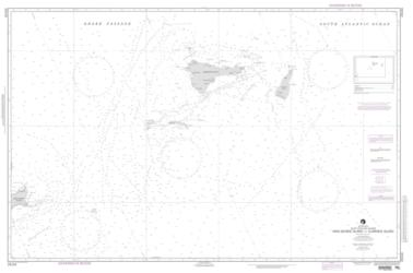 King George Island To Clarence Island (NGA-29104-4) by National Geospatial-Intelligence Agency