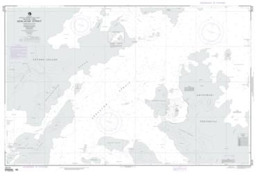 Gerlache Strait (NGA-29124-1) by National Geospatial-Intelligence Agency