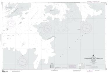 Flandres Bay And Approaches (NGA-29125-1) by National Geospatial-Intelligence Agency