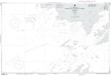 Approaches To Arthur Harbor (NGA-29126-2) by National Geospatial-Intelligence Agency