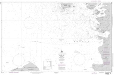 Alexander Island To Square Bay Including Marguerite (NGA-29142-3) by National Geospatial-Intelligence Agency