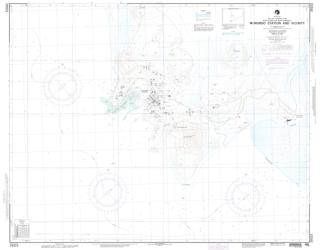 Mcmurdo Station And Vicinity (NGA-29323-3) by National Geospatial-Intelligence Agency