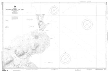 New Harbor And Marble Point Vicinity (NGA-29324-2) by National Geospatial-Intelligence Agency