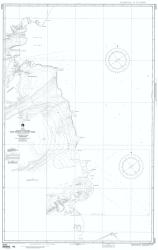 Cape Archer To Butter Point (NGA-29325-1) by National Geospatial-Intelligence Agency