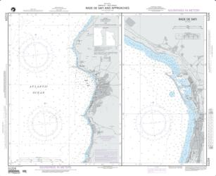 Rade De Safi And Approaches (NGA-51224-1) by National Geospatial-Intelligence Agency