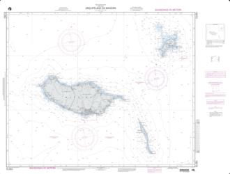 Arquipelago Da Madeira (NGA-51261-23) by National Geospatial-Intelligence Agency