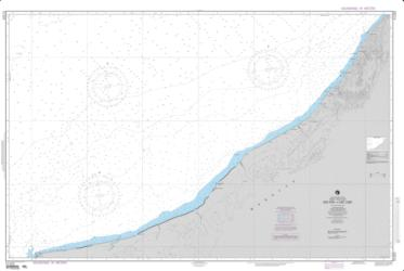 Sidi Ifni To Cap Juby (NGA-51320-3) by National Geospatial-Intelligence Agency