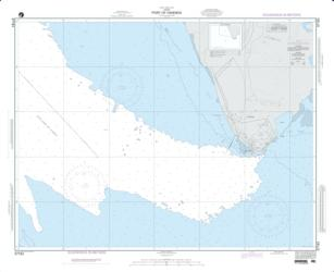 Port Of Owendo (NGA-57183-1) by National Geospatial-Intelligence Agency