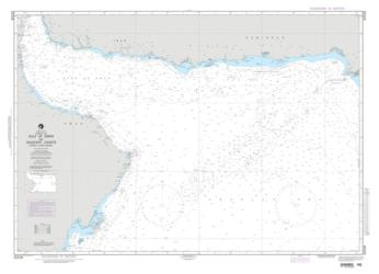 Gulf Of Oman And Adjacent Coasts (NGA-62028-15) by National Geospatial-Intelligence Agency