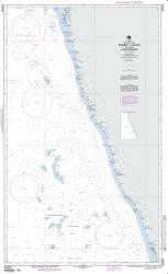 Bombay To Cochin Including Shadweep (India) (NGA-63005-18) by National Geospatial-Intelligence Agency
