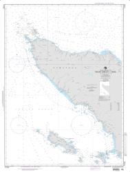 Tanjung Jamboaye To Singkil (NGA-71006-5) by National Geospatial-Intelligence Agency