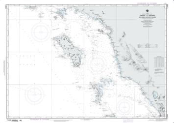 Singkil To Padang Including Adjacent Islands (NGA-71009-3) by National Geospatial-Intelligence Agency