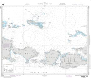 Selat Bali To Tembuk Saleh (NGA-72045-2) by National Geospatial-Intelligence Agency