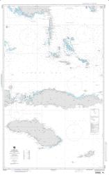 Flores Sea And Nusa Tenggara, Indonesia (NGA-73002-4) by National Geospatial-Intelligence Agency