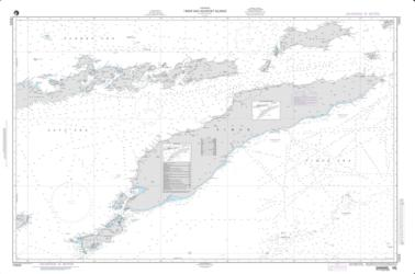 Timor And Adjacent Islands, Indonesia (NGA-73004-4) by National Geospatial-Intelligence Agency