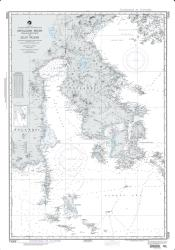 Kepulauan Bone Rate To Selat Peleng (NGA-73008-8) by National Geospatial-Intelligence Agency