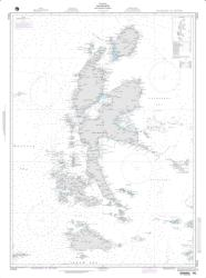 Halmahera And Adjacent Islands - Malay Archipelago (NGA-73016-4) by National Geospatial-Intelligence Agency