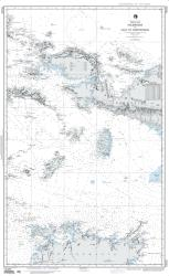 Halmahera To Gulf Of Carpentaria (NGA-73020-9) by National Geospatial-Intelligence Agency