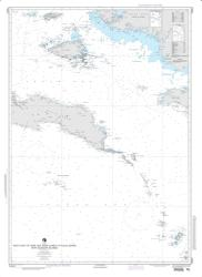 West Coast Of Irian Jaya (New Guinea) To Pulau Seram (NGA-73022-4) by National Geospatial-Intelligence Agency