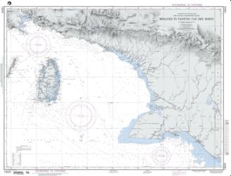 Merauke To Tanjung Bosch (NGA-73024-3) by National Geospatial-Intelligence Agency