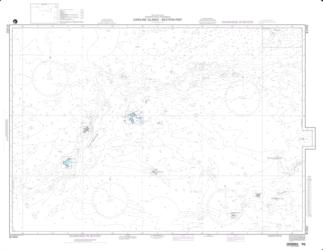 Caroline Islands - Western Part (NGA-81002-6) by National Geospatial-Intelligence Agency